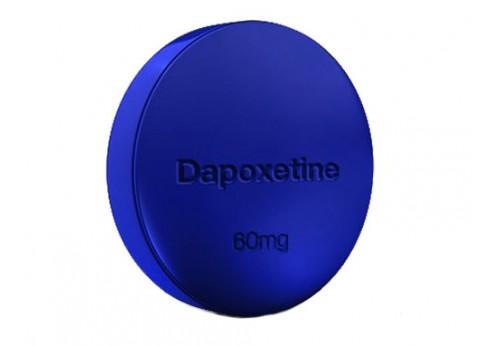 Дапоксетин. Продление полового акта в 2-3 раза